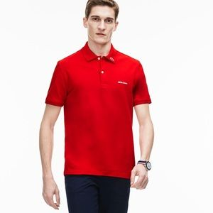 NWOT Lacoste 100% Croco Polo Shirt 3XL